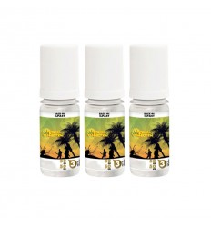 E-liquide Back To The Past 3x10ml - Marley Connection 3mg
