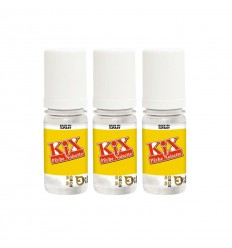 3X10ML KIX PECHE 3MG BACK TO THE PAST