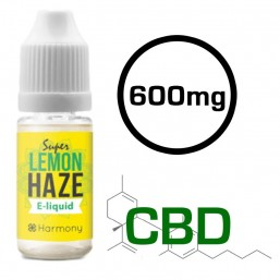 CBD Original Super Lemon Haze - Terpènes + CBD 600mg 10ml - Harmony