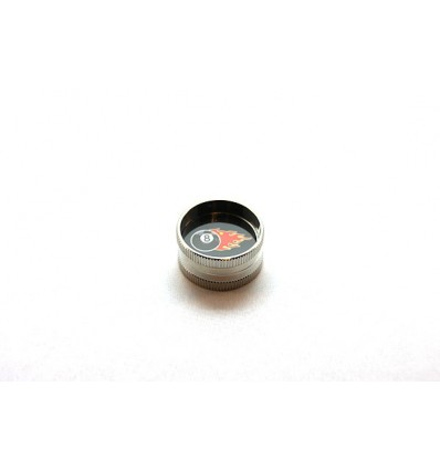 MINI GRINDER ALU 2 PARTS ALU DIAM 25 - N8