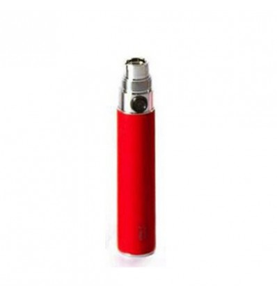 EVI FRANCE - BATTERIE EGO 900MAH BRILLANTE - ROUGE