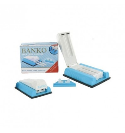 MACHINE A ROULER BANKO - DOUBLE TUBE