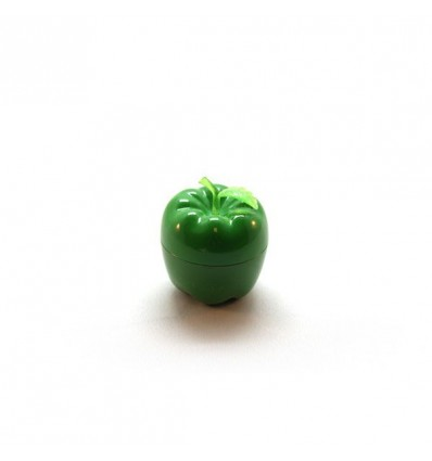 GRINDER 3 PARTS DIAM 55 - POMME - BIG APPLE VERTE