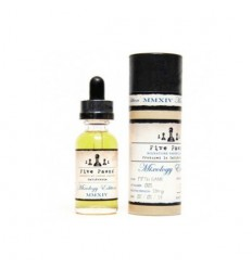 FIVE PAWNS E-LIQUID 30ML FIFTH RANK NICOTINE 0MG