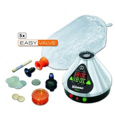 GENERATEUR D'AIR CHAUD - VOLCANO DIGIT AVEC EASY VALVE STARTER SET