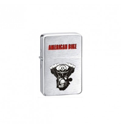 BELFLAM OIL - LE BRIQUET ESSENCE AMERICAN BIKE MODELE 3