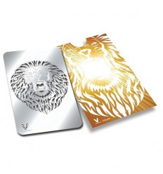 "CARTE GRINDER ""RUGISSEMENT DU LION"""
