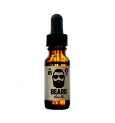 BEARD VAPE NO.5 15 ML 0MG
