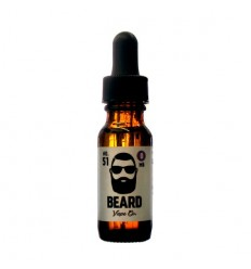 BEARD VAPE NO.51 15 ML 0MG
