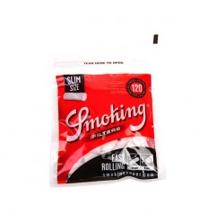 SMOKING FILTRES SLIM BLACK EASY 6MM (120F/PAQUET)