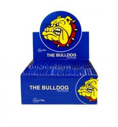 THE BULLDOG FILTRES KING SIZE (LA BOITE DE 50 CARNETS)