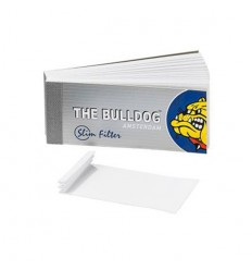THE BULLDOG FILTRES SLIM LE CARNET DE 33F