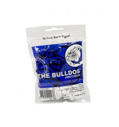 THE BULLDOG FILTRES 8MM LE SACHET DE 100PCS
