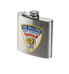 THE BULLDOG FLASK (FLACON DE POCHE)