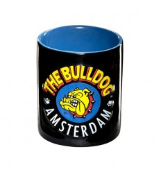THE BULLDOG MUG 3D BLEUE