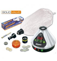 GENERATEUR D'AIR CHAUD - VOLCANO DIGITAL AVEC SOLID VALVE