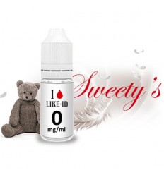 E-LIQUIDE I LIKE-ID SWEETY S 10ML 0MG