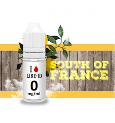 E-LIQUIDE I LIKE-ID SOUTH OF FRANCE 10ML 0MG