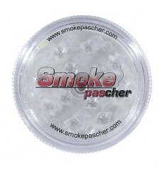 Grinder 3 parts SPC 42mm transparent