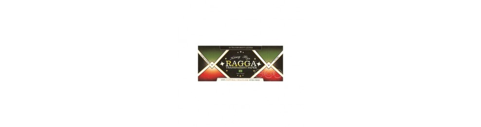 Ragga - papier transparent