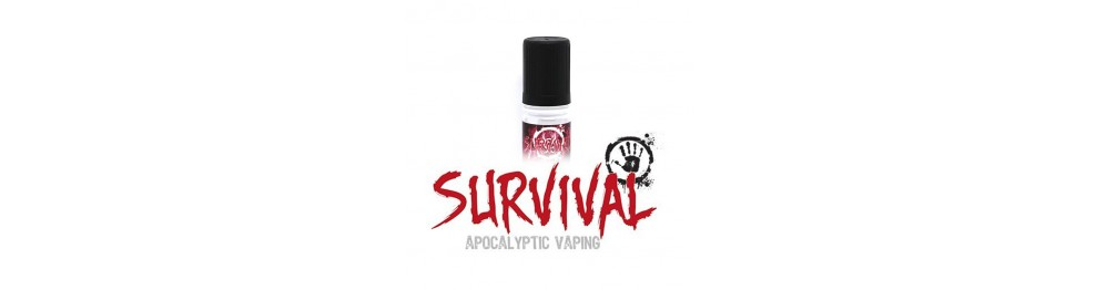 E-liquides Survival Vaping